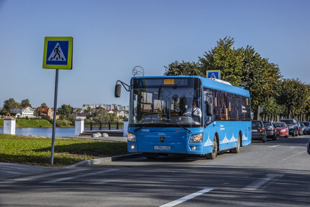 За лето льготным проездом воспользовались 3,7 млн пассажиров «Транспорта Верхневолжья»