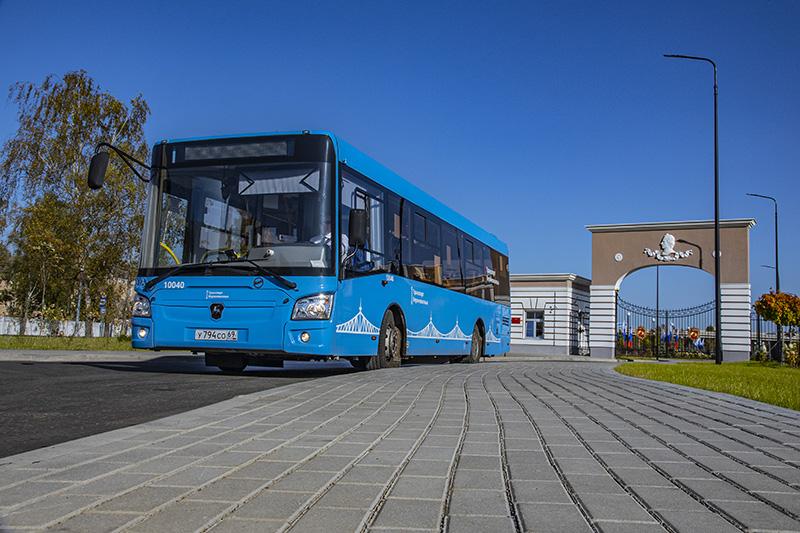 За два месяца жители Тверской области совершили 1,4 млн поездок в автобусах «Транспорта Верхневолжья»