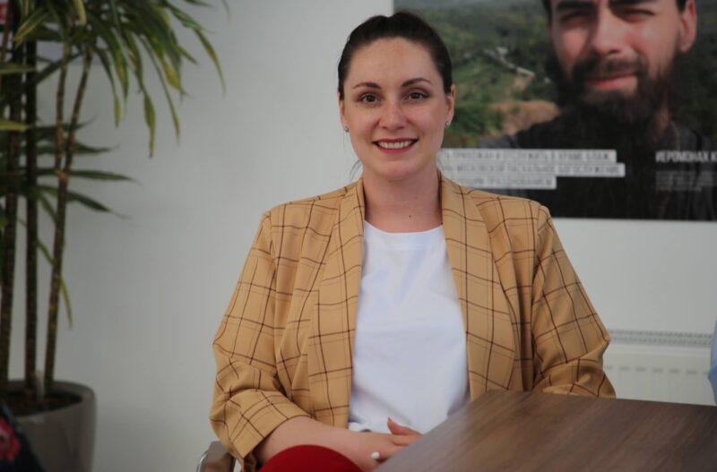Юлия Саранова поучаствовала в онлайн-встрече с Владимиром Путиным
