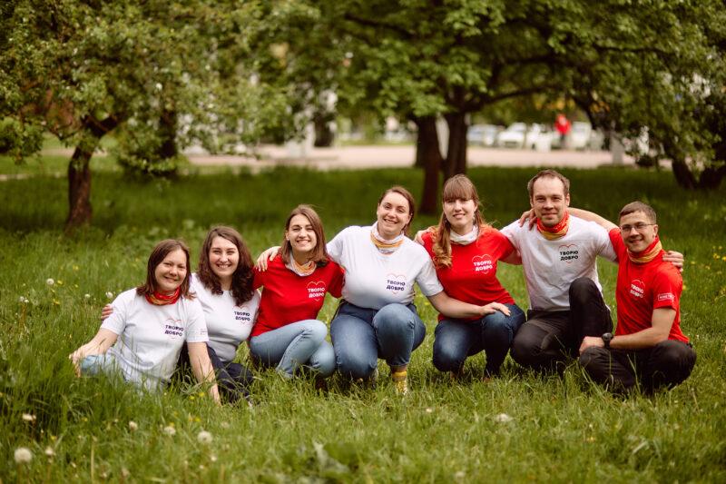 В Тверской области за год количество волонтеров стало больше на 70%