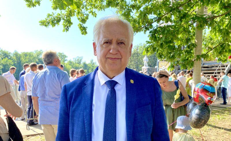 Виктор Константинов: Выдвижение Васильева и Сарановой соответствует кадровой стратегии партии