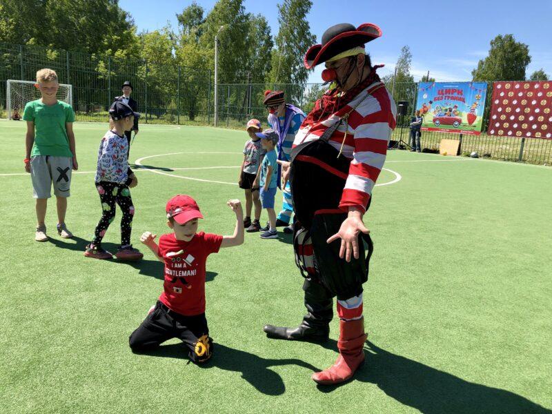 Доступный для каждого: Тверской цирк устроил праздник для детей из Лихославльского района