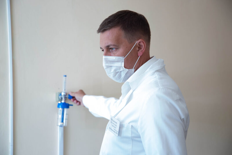 Специальные меры: как тверские медики готовятся отразить новую волну ковида