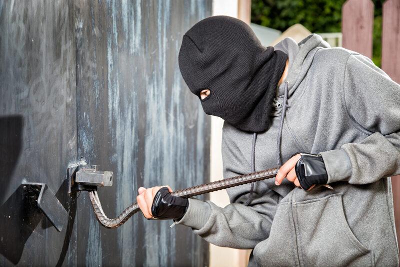 В Тверской области вновь похитили металл с дачного участка