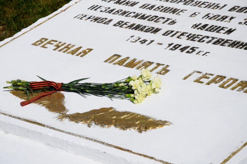 «9 шагов памяти» пройдут по воинским захоронениям Твери
