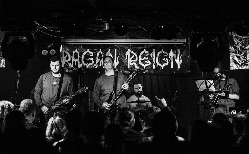 """В Твери выступит группа """"Pagan Reign """""""