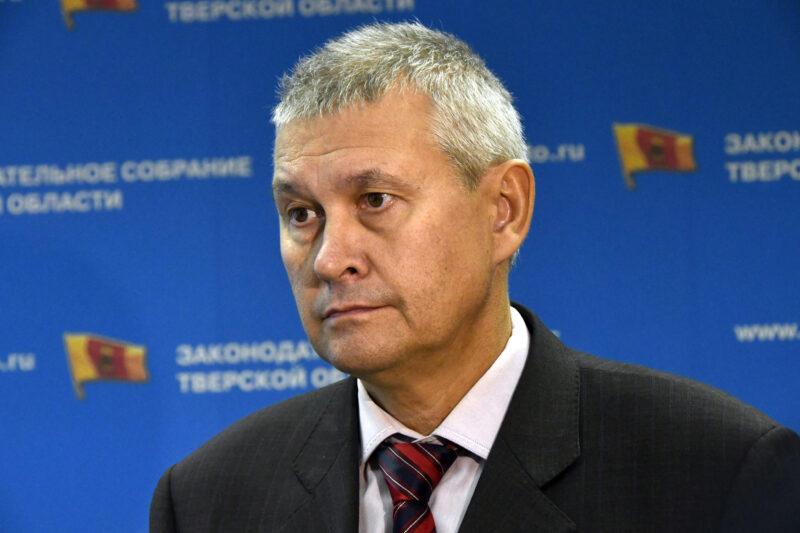 Олег Лебедев: Наш регион развивается очень динамично