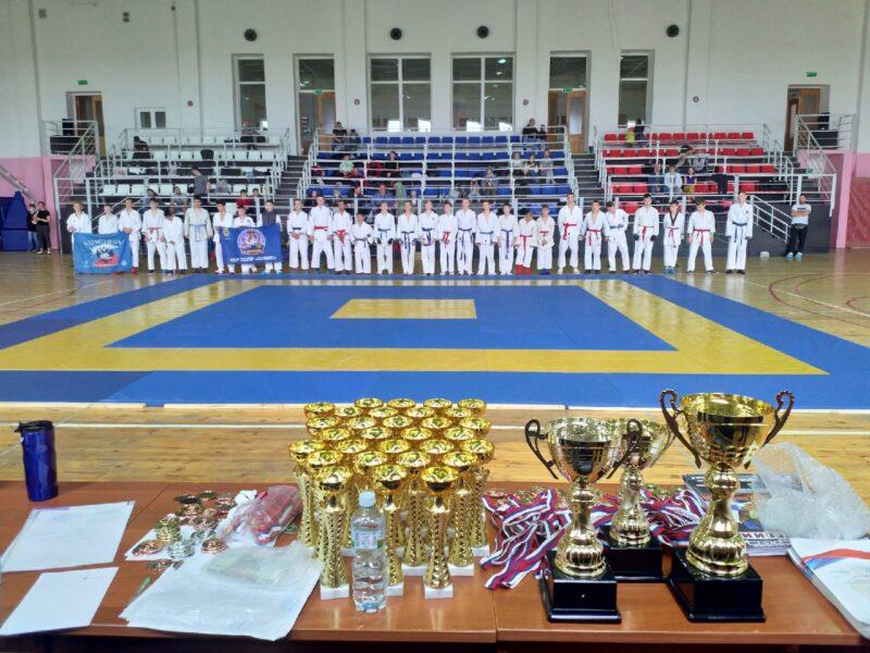 В Конаково прошли межрегиональные состязания по рукопашному бою
