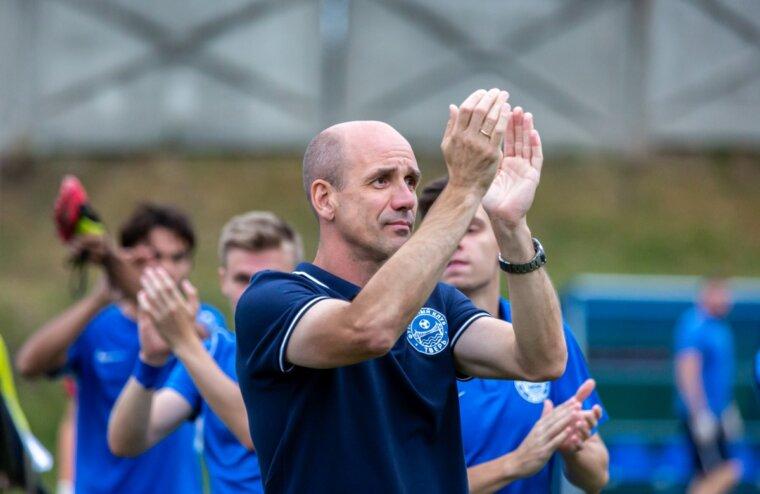 Лучшим в Профессиональной футбольной лиге признан главный тренер ФК «Тверь»