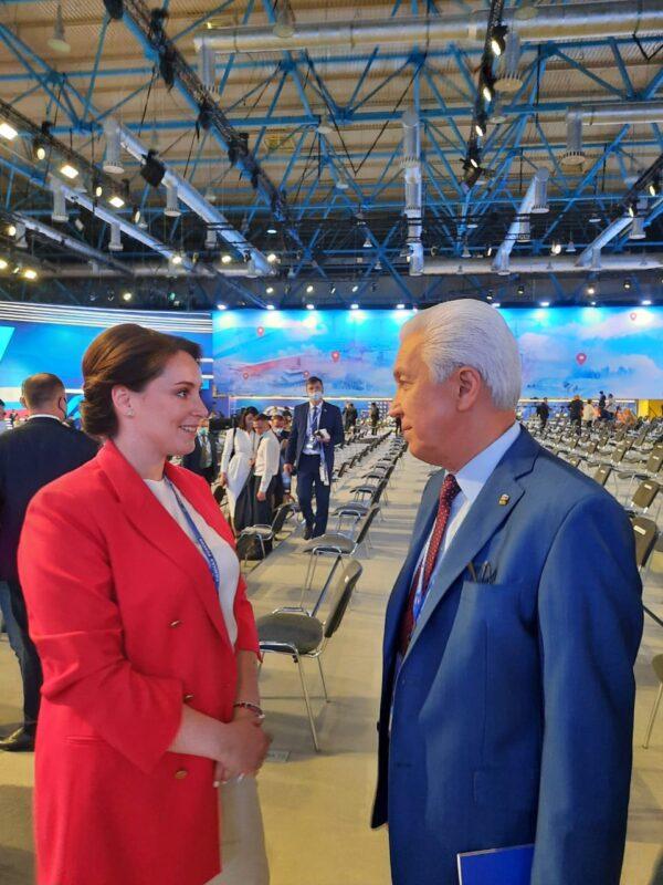 Юлия Саранова: две очень важные вещи, без которых невозможно развитие, – человечность и солидарность