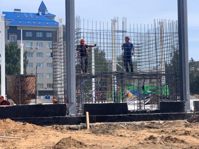 В Твери стартовало возведение основного здания мультимедийного парка «Россия – Моя история»
