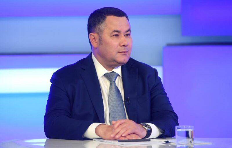Тверская область вошла в число регионов-лидеров по сумме инвестпроектов на ПМЭФ-2021