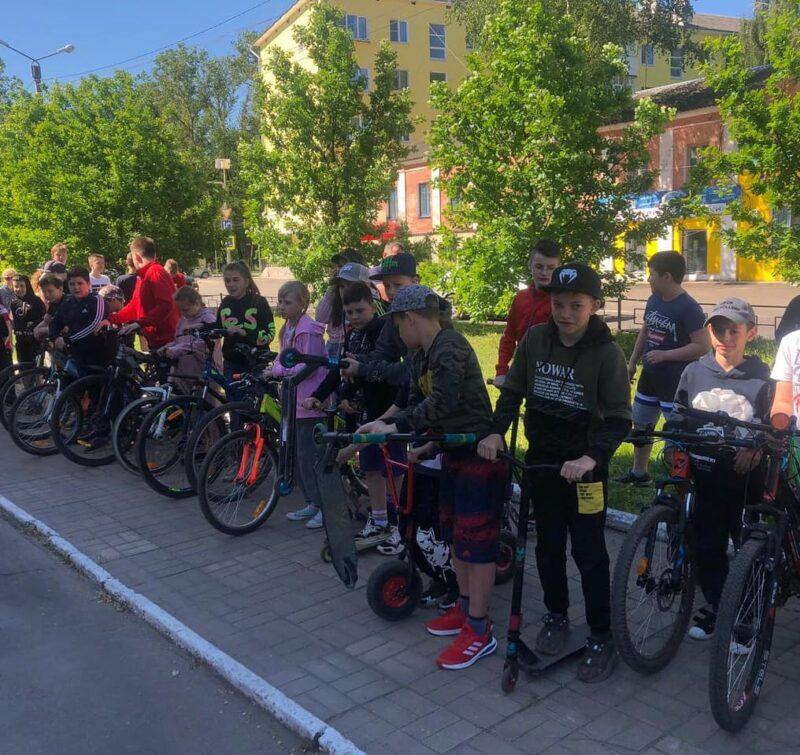 В Ржеве отметили Всемирный день велосипеда