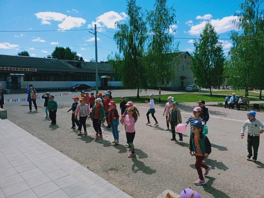 В Вышневолоцком городском округе отметили Международный день защиты детей
