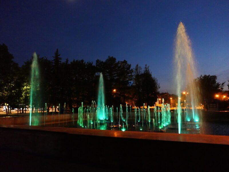 Фотограф из Твери запечатлел город ночью