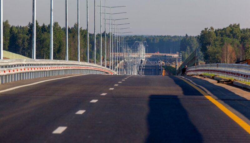 По трассе в Тверской области теперь можно ехать на 20 километров быстрее