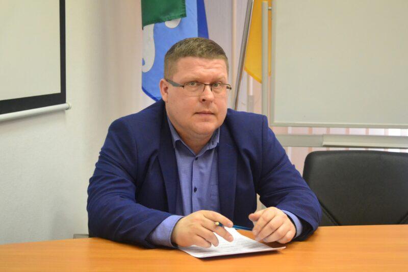 Дмитрий Колупанский стал временно исполняющим полномочия главы города Конаково