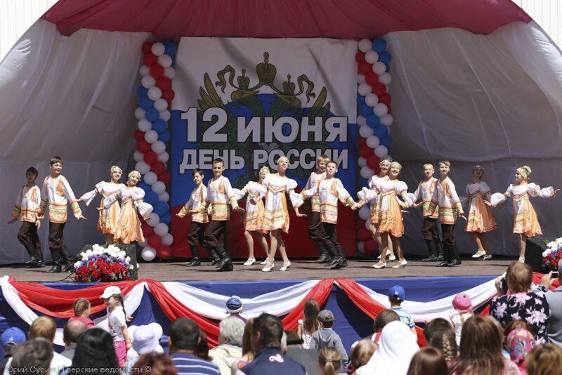 Игорь Руденя: День России в Тверской области будет насыщен мероприятиями