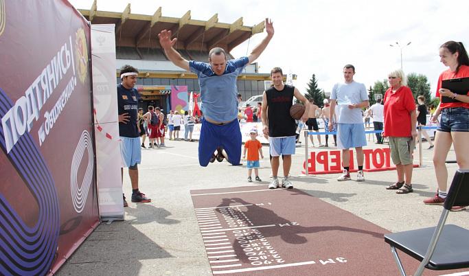В Твери начался Фестиваль прыжков