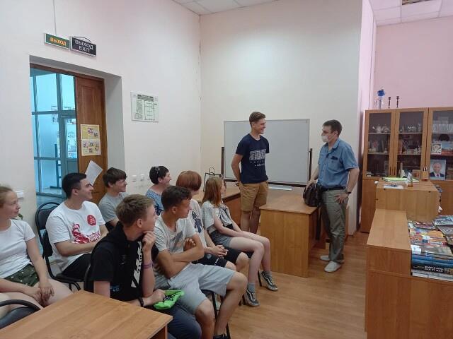 В Ржевском районе провели встречу в честь Всероссийского антинаркотического месячника
