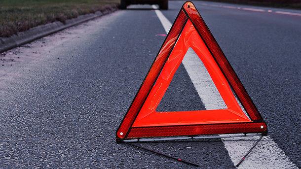 В Твери автомобиль сбил слишком медленного велосипедиста