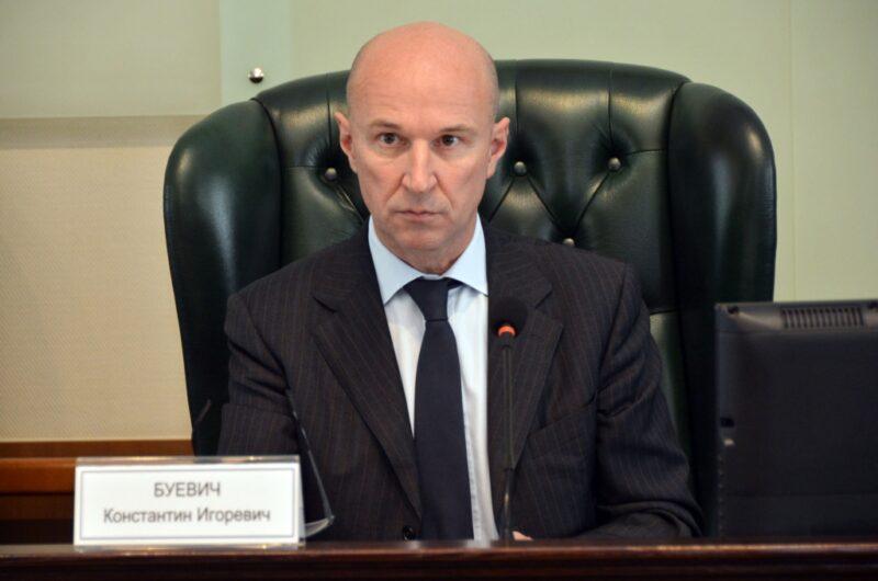 Константин Буевич: В 2021 году в Тверской области значительно выросла доходная база бюджета