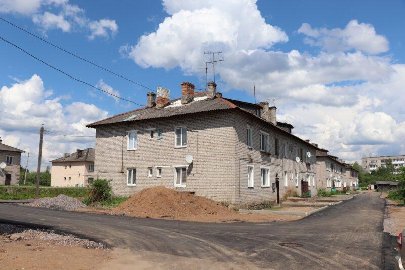 В Торопце идет ремонт улиц по нацпроекту