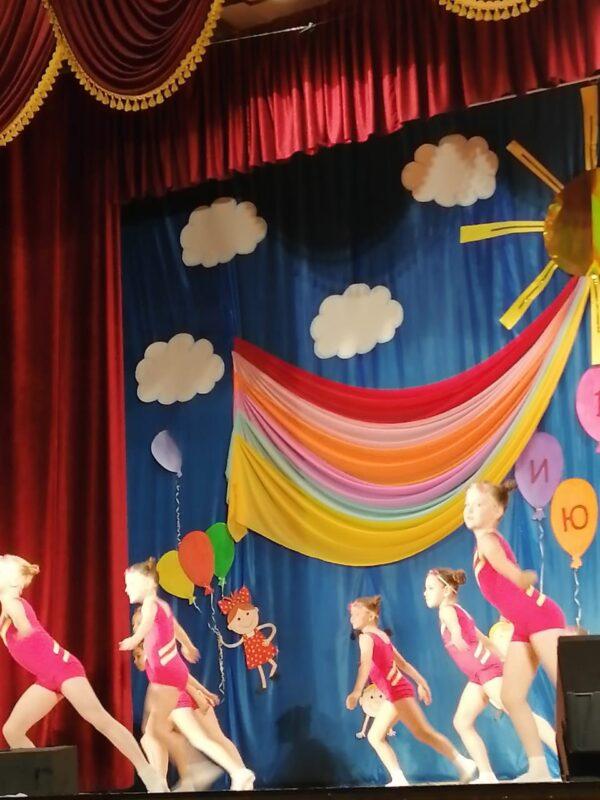 В Бологое прошел отчетный концерт детских коллективов