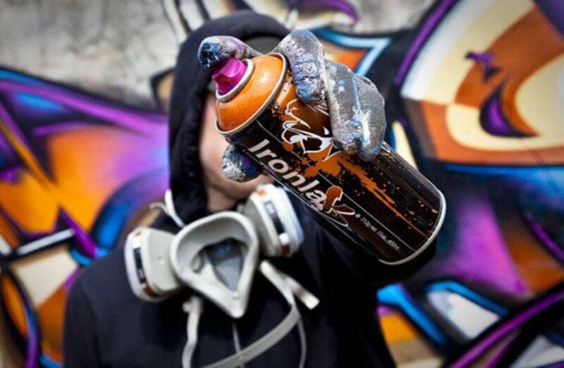 "В ""Истоке"" проведут мастер-класс по граффити"