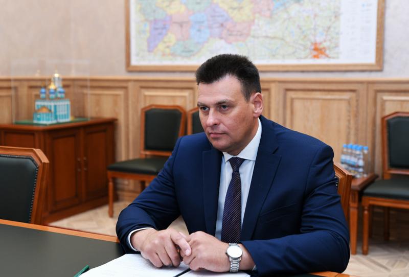 Александр Пилюгин: При поддержке нашего губернатора мы сможем успешно развивать все начатые проекты