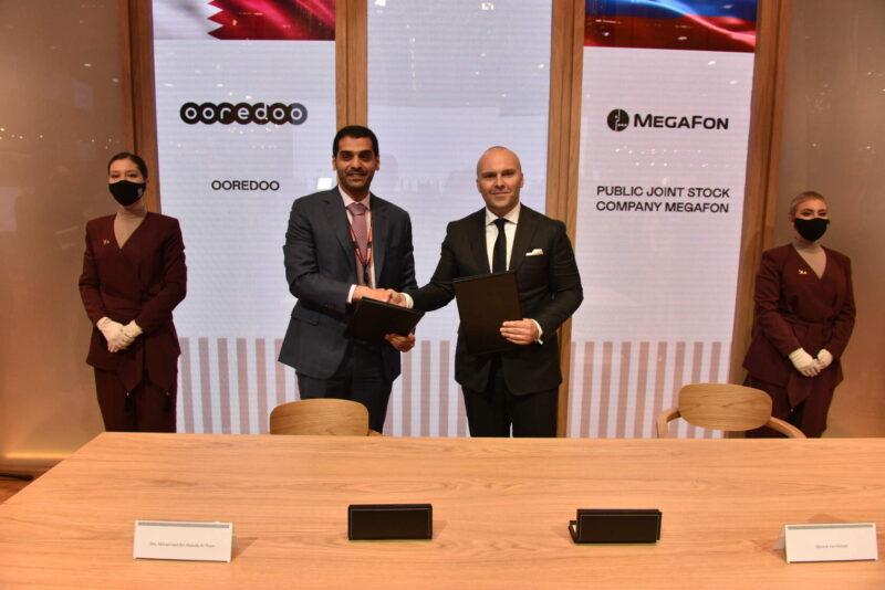 """""""Мегафон"""" поделится опытом в поддержке крупных спортивных событий с """"Ooredoo"""""""