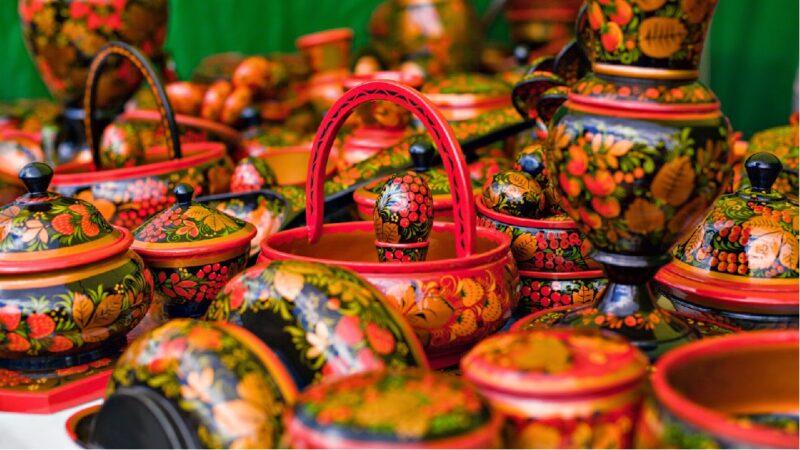 В Музее Тверского быта расскажут о мастерах декоративно-прикладного искусства Тверской земли