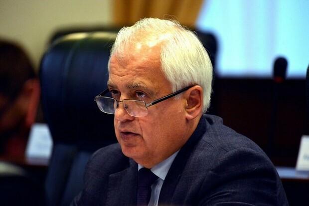 """Виктор Константинов: """"был рад посетить конференцию, где были делегаты от всех муниципалитетов"""""""