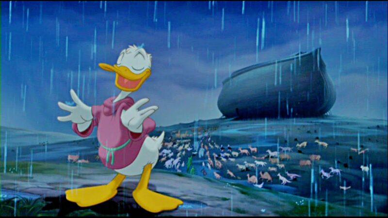 Дождь и небольшое похолодание придет в Тверскую область в понедельник