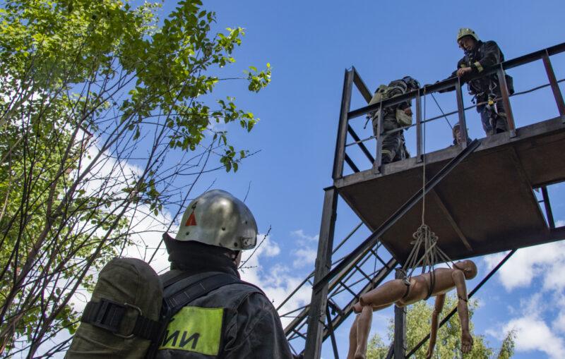 В Тверской области назвали лучшие спасательные части