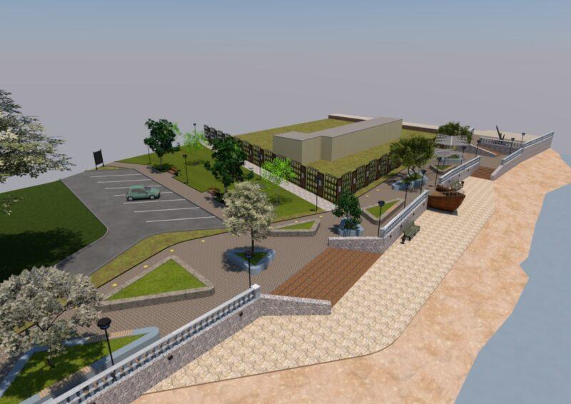 В Торопце благоустроят территории около Базарной площади