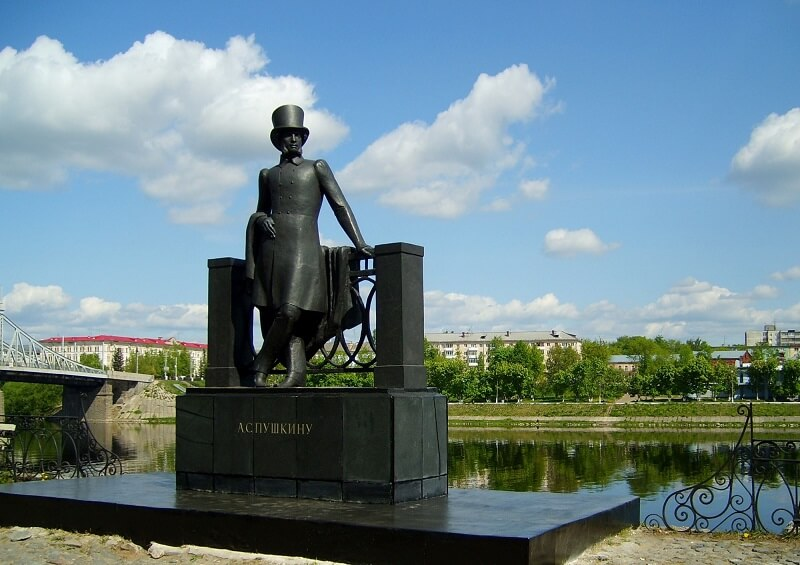 В день рождения Пушкина тверские почитатели его таланта прочтут бессмертные произведения поэта