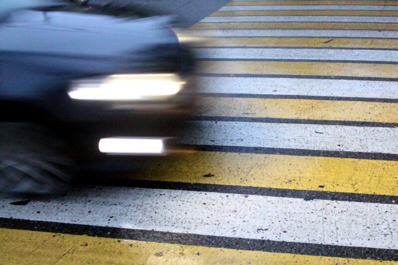 В Кимрах пожилой водитель сбил пешехода