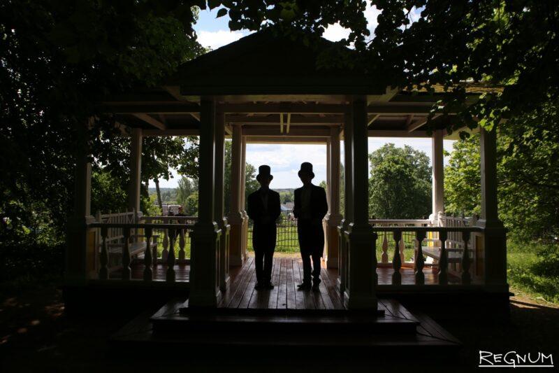 В деревне Берново Тверской области отмечают Пушкинский день