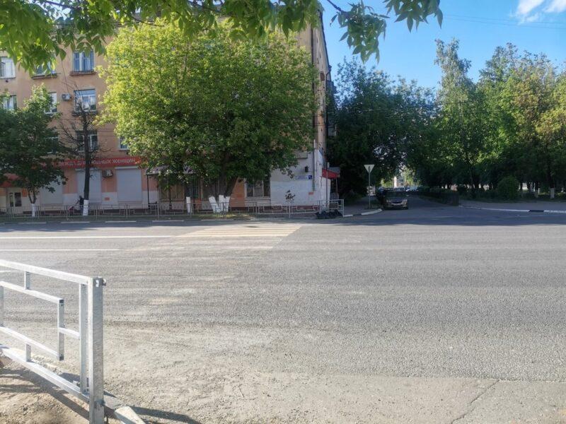 На один пешеходный переход в Твери стало меньше