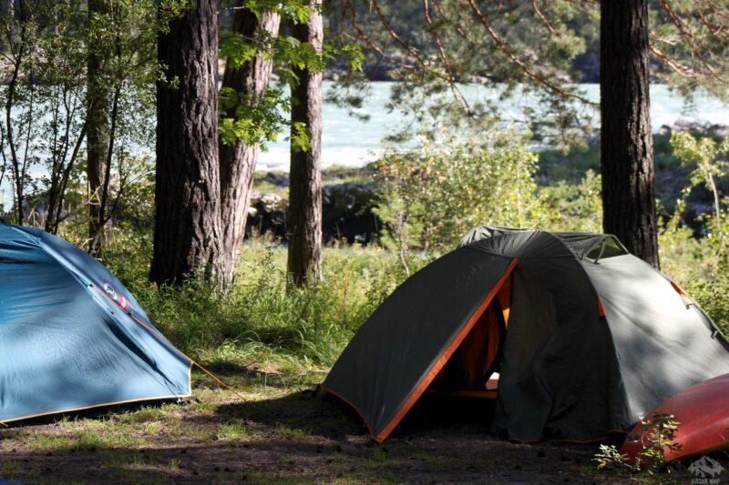 В Тверской области выделили землю под создание палаточного лагеря для туристов
