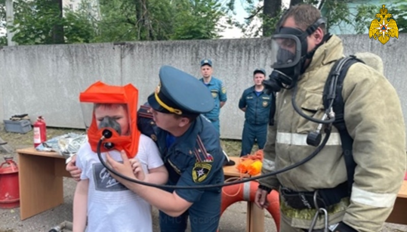 В Нелидово прошел праздник безопасности