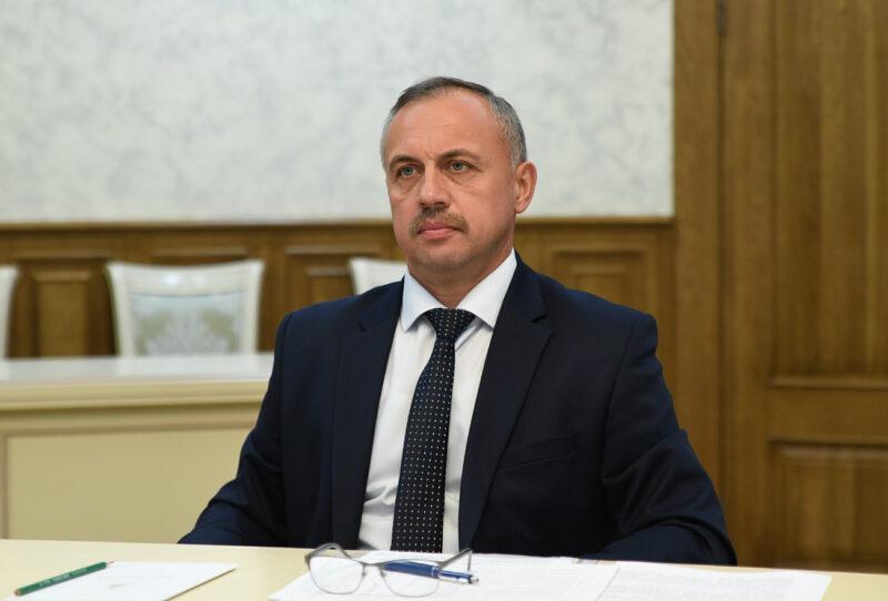 Сергей Тарасов: Вместе мы преодолеем все трудности