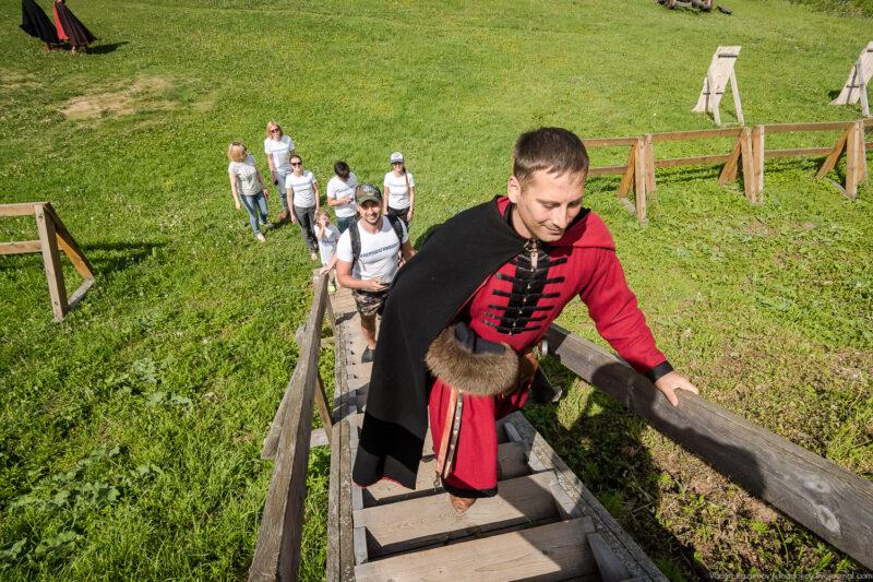 В Тверской области стартует экспедиция «Перешагни Волгу»