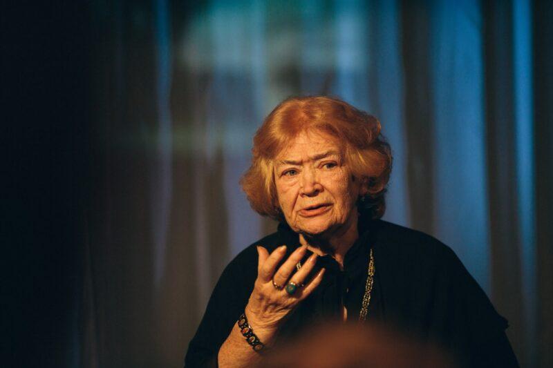 Умерла главный режиссер Тверского театра драмы Вера Ефремова