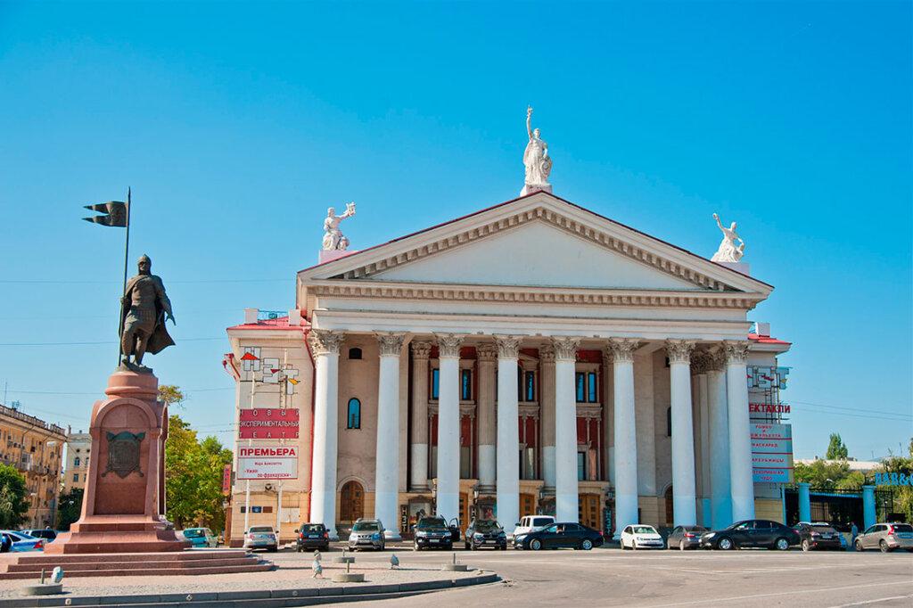 Тверской академический театр драмы с гастролями отправится в Волгоград