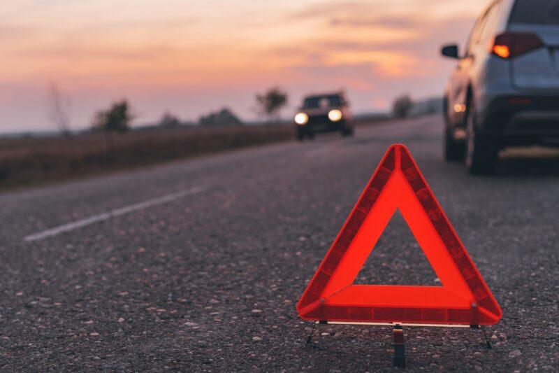 В Тверской области водитель на мопеде сбил пешехода