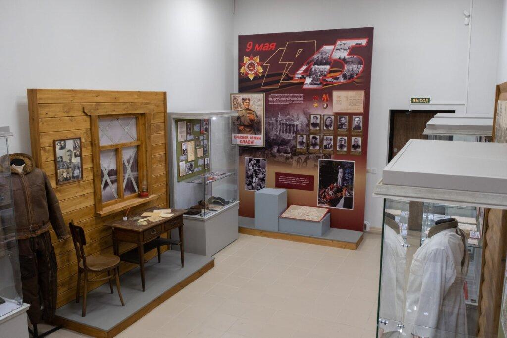 В Удомельском краеведческом музее открылась выставка, посвященная военной истории края