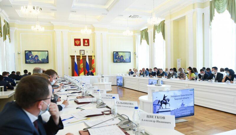 Предприятия Тверской области примут участие в национальном проекте «Производительность труда»