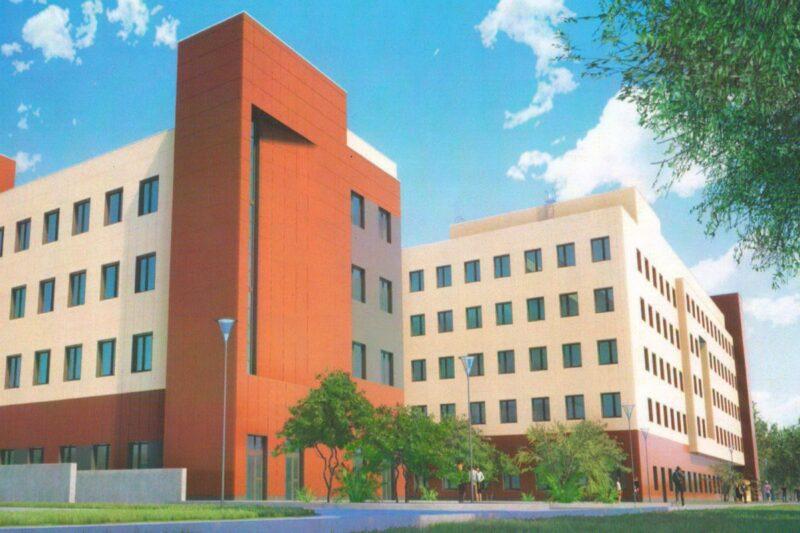 Строительстводетской областной клинической больницы в Твери будет ускорено
